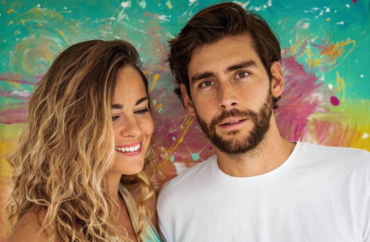 Sofia Ellar Y Alvaro Soler Presentan Su Nuevo Single Barrer A Casa Sofia Ellar
